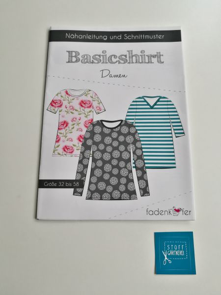 Basic-Shirt für Damen