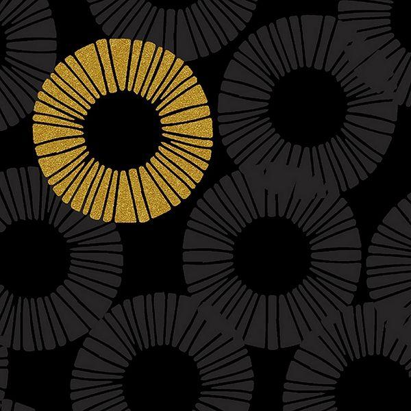 Eclipse black Baumwolle