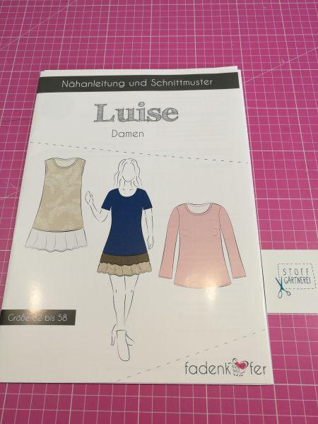 Kleid und Tunika Luise für Damen