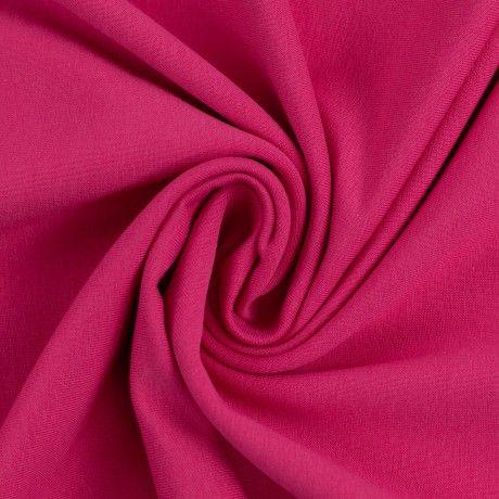 Sommersweat uni pink