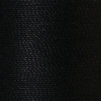 Polyester Garn schwarz 125m extra stark