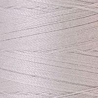 Polyester Garn hellgrau 500m