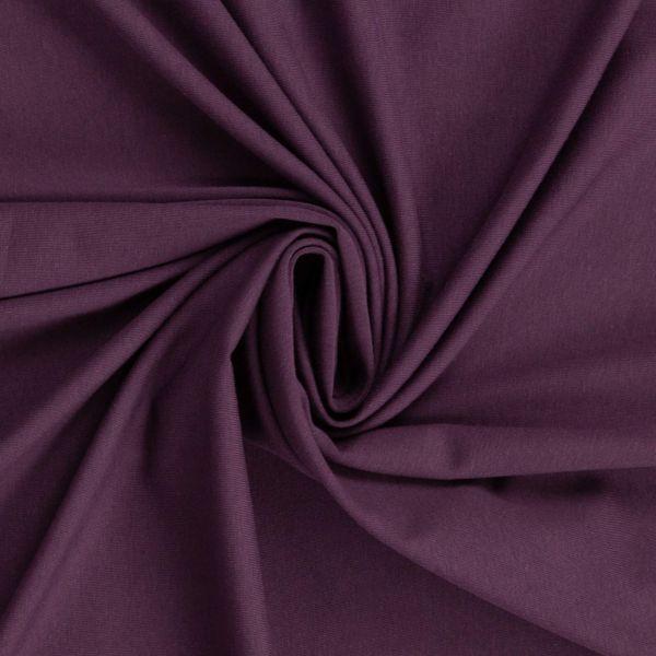 Jersey violett uni