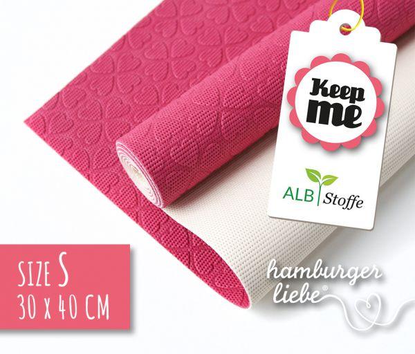 KeepMe S 30x40cm pink