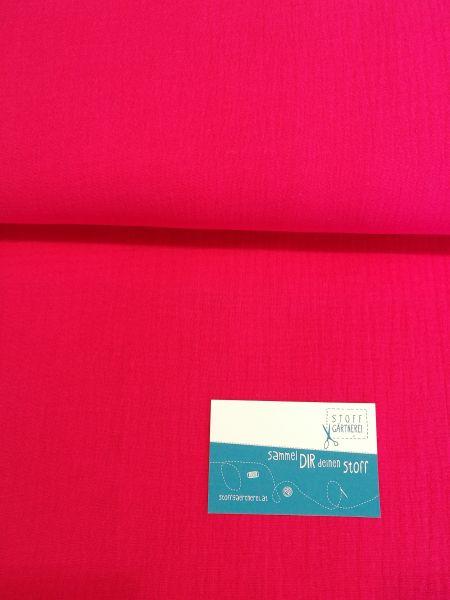 Double Gauze pink