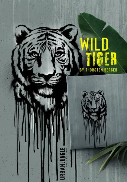 Wild Tiger Jersey Panel 0,65m