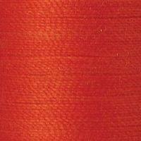 Polyester Garn orange 125m extra stark