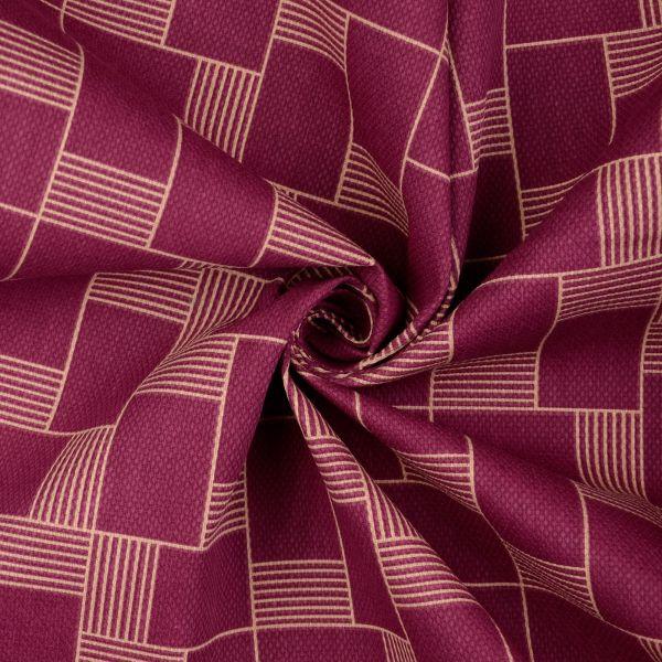 Canvas Struktur Druck violett