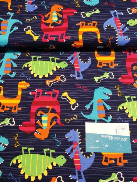 Dino World Baumwolle