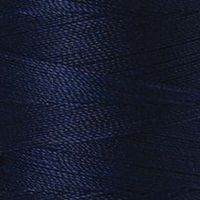 Polyester Garn dunkelblau 500m