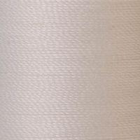Polyester Garn naturweiß 125m extra stark