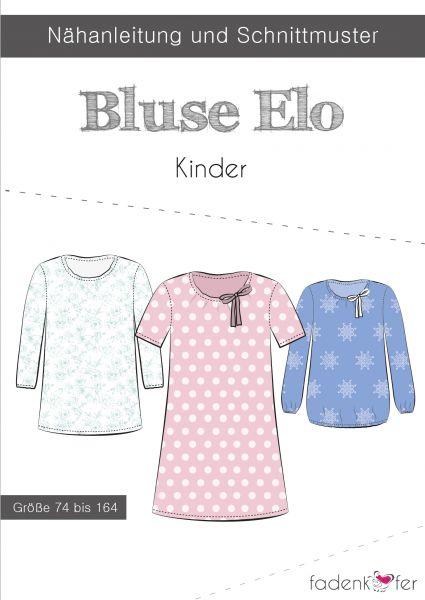Bluse Elo für Kinder