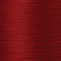 Polyester Garn rot 125m extra stark