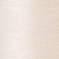Polyester Garn weiß 125m extra stark