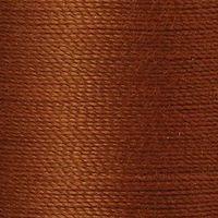 Polyester Garn mittelbraun 125m extra stark