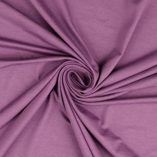 Viskosejersey violett