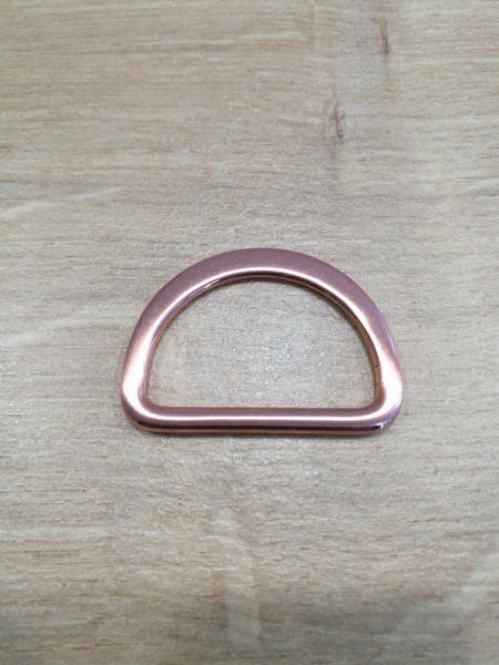 D-Ring 25 mm kupfer