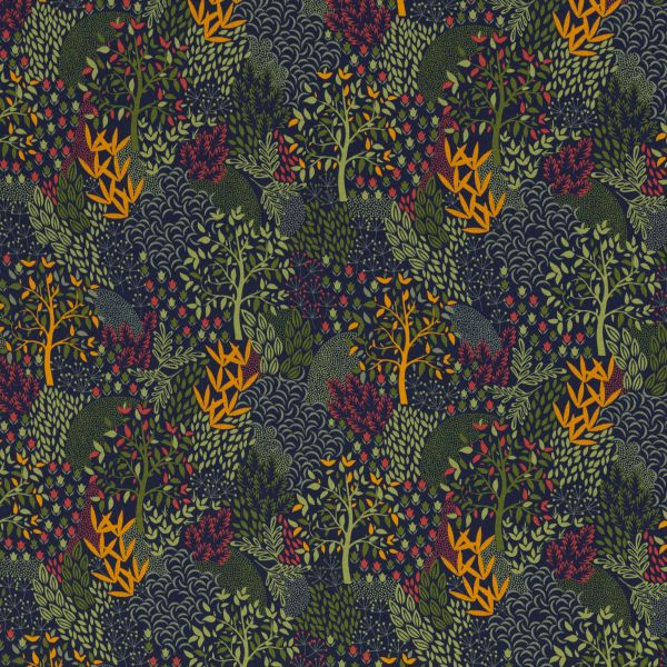 Kea Wald blau Modalsweat
