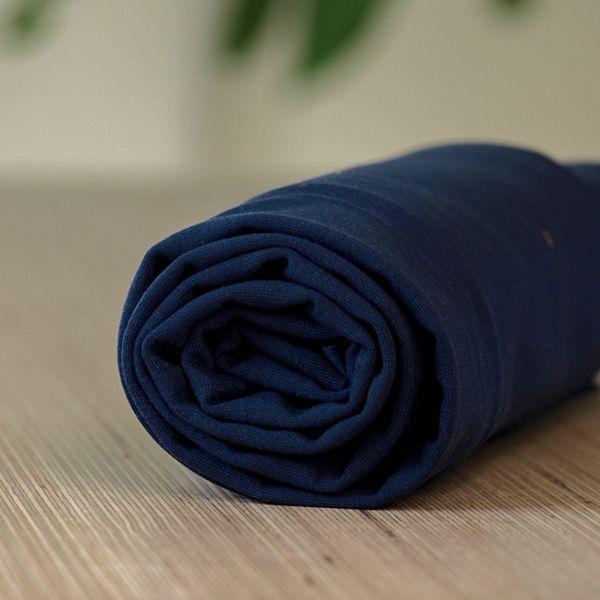Tencel Stretch Jersey blueberry