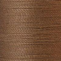 Polyester Garn taupe 125m extra stark