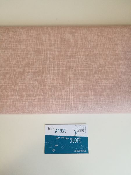 Quilters Linen rose Baumwolle