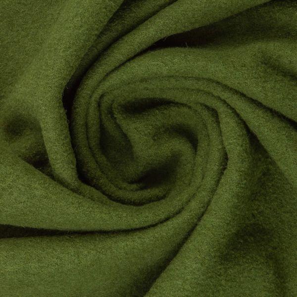 Wollwalk grün