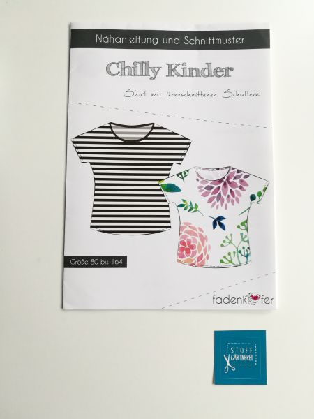 Shirt Chilly für Kinder
