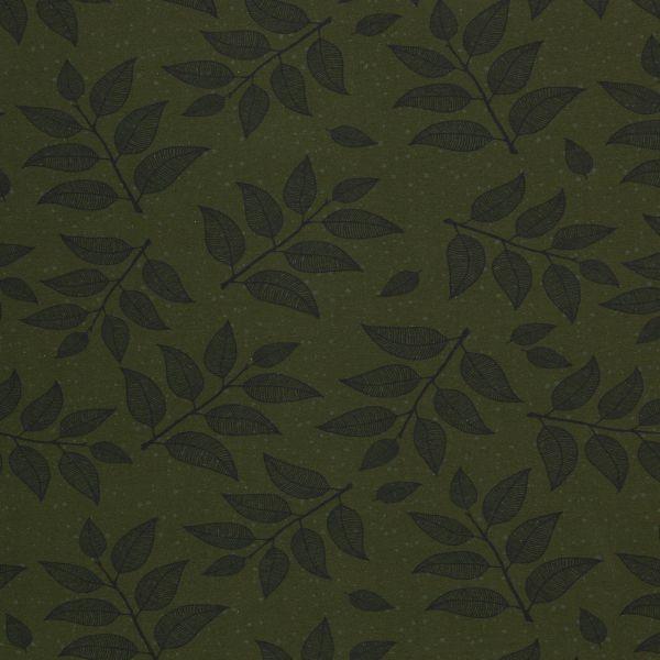 Hedda Blätter Sommersweat - Reststück 0,8m