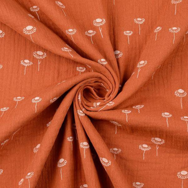 Gänseblümchen rost Double Gauze