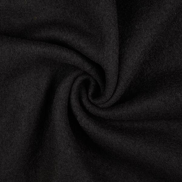 Walkloden schwarz